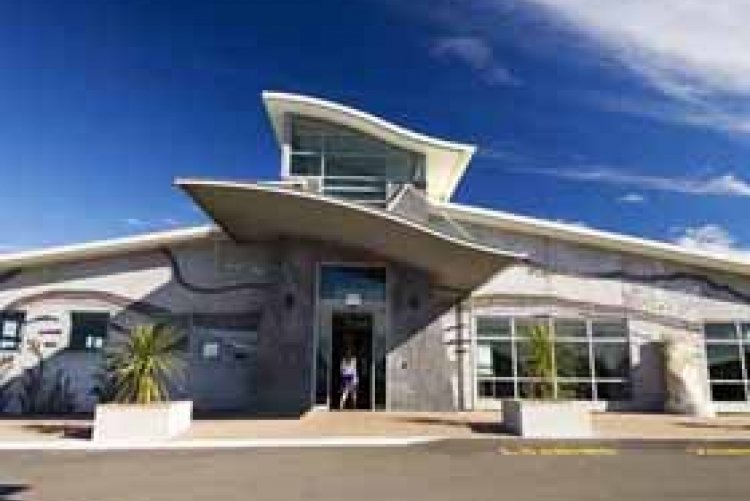 Papamoa Library Roofing The Bay Ltd